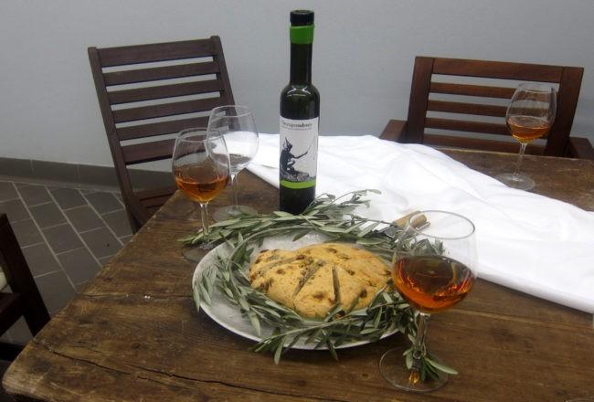 vino passito di cà du ferrà