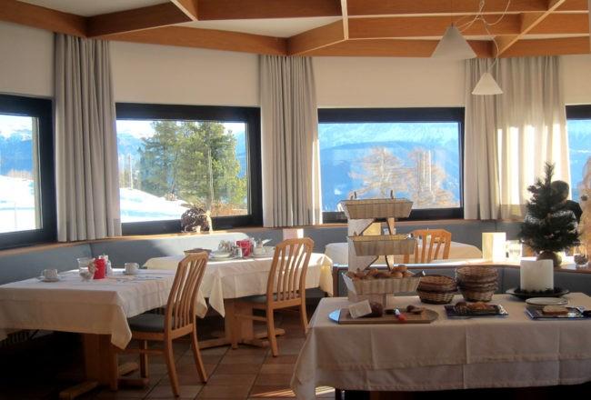 sala pranzo panoramahotel nova ponente
