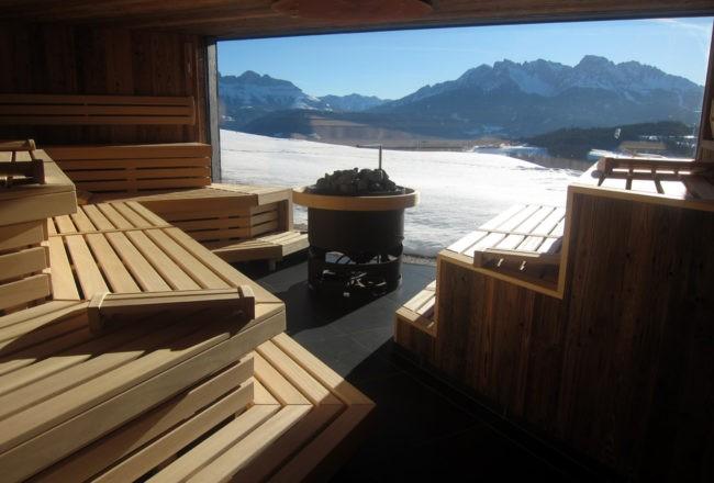 sauna panoramahotel nova ponente