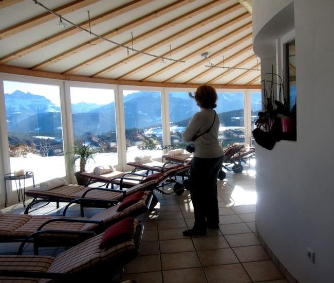 zona relax panoramahotel nova ponente