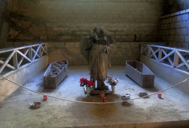 cimitero delle fontanelle il monacone