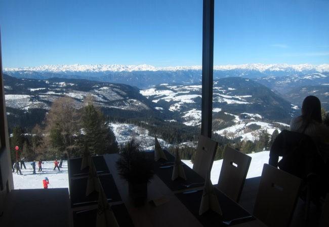 panorama interno baita oherholz