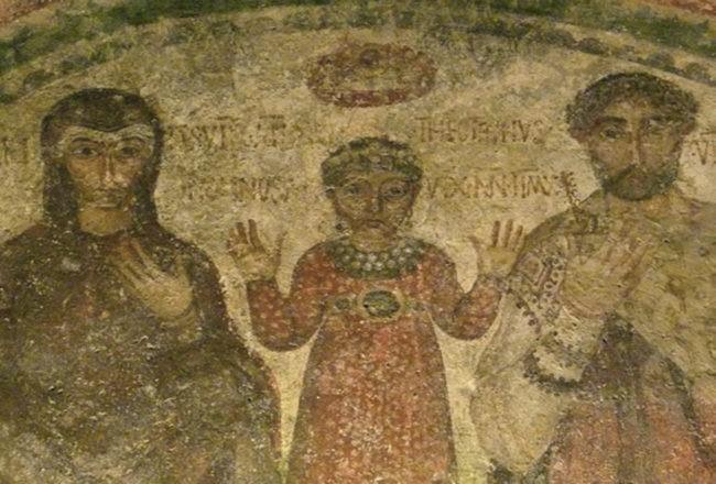 theotecnus catacombe di san gennaro