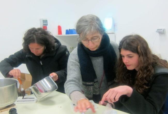 laboratorio preparazione cioccolato modica