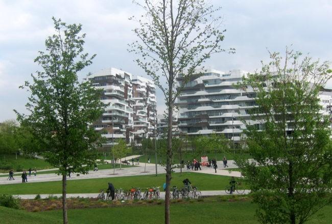 residenze hadid citylife milano