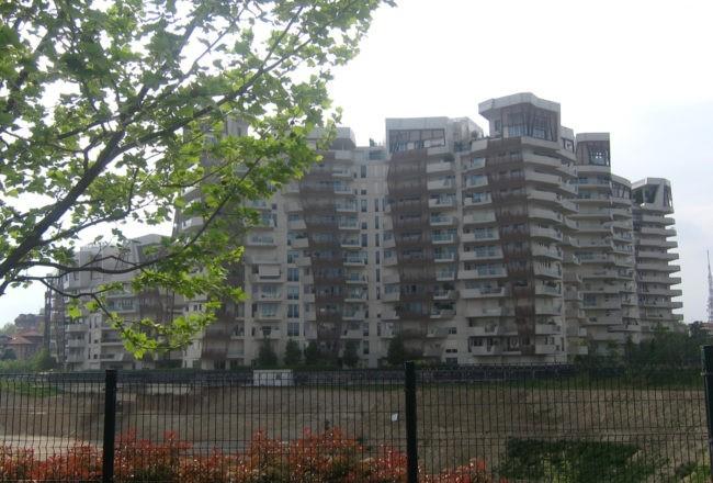 residenze libeskind citylife milano