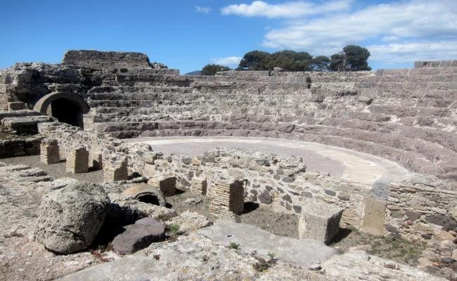 nora teatro romano