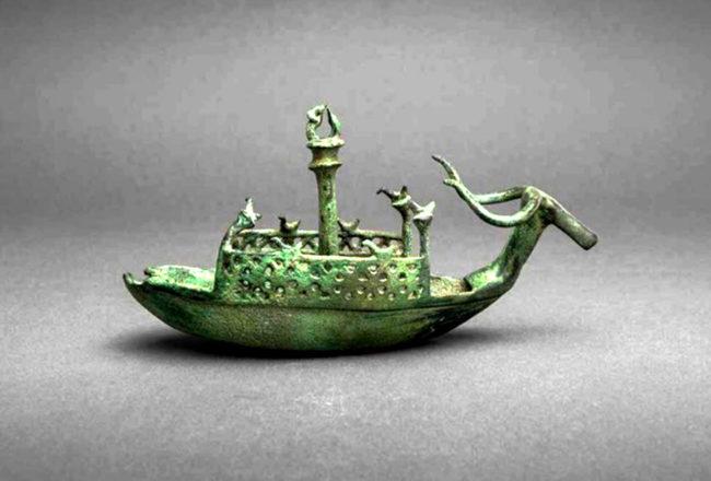 navicella Le civiltà e il Mediterraneo