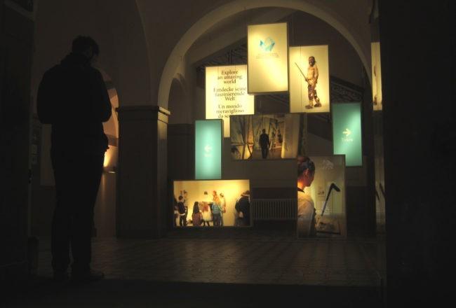 museo di otzi a bolzano