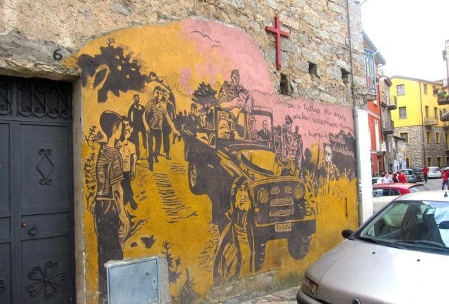 pratobello murales di orgosolo