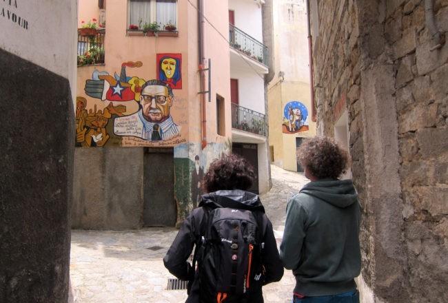 murales a orgosolo