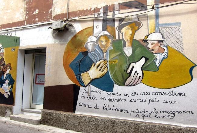 murale di copertina