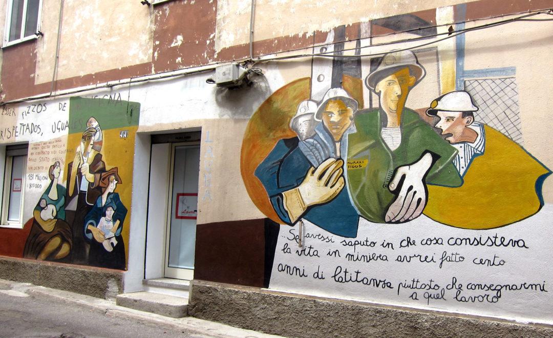 Murales Orgosolo Storia.Fra I Murales Di Orgosolo Vagabondi In Italia