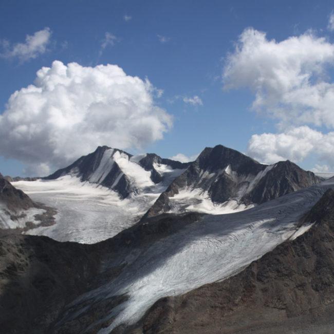 ghiacciaio del Similaun