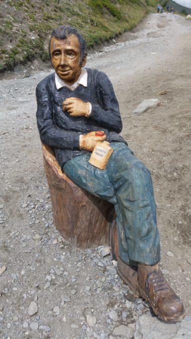 scultura mont fallere