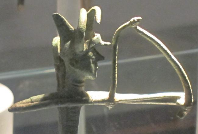 bronzetto nuragico