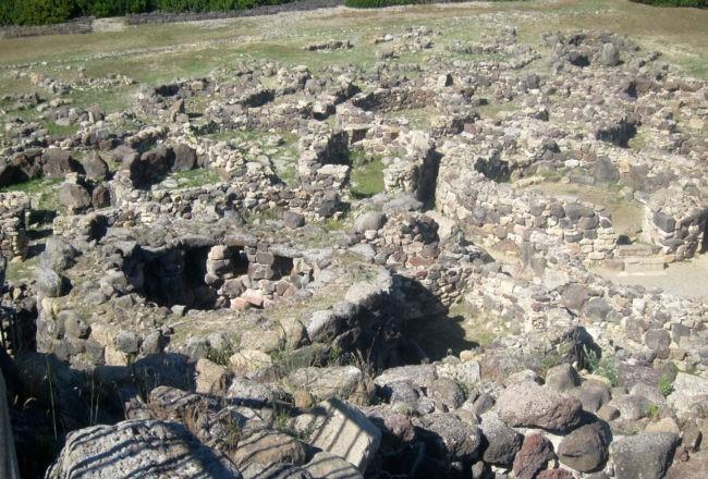 villaggio di su nuraxi
