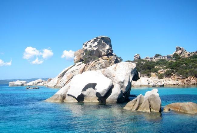 rocce arcipelago maddalena