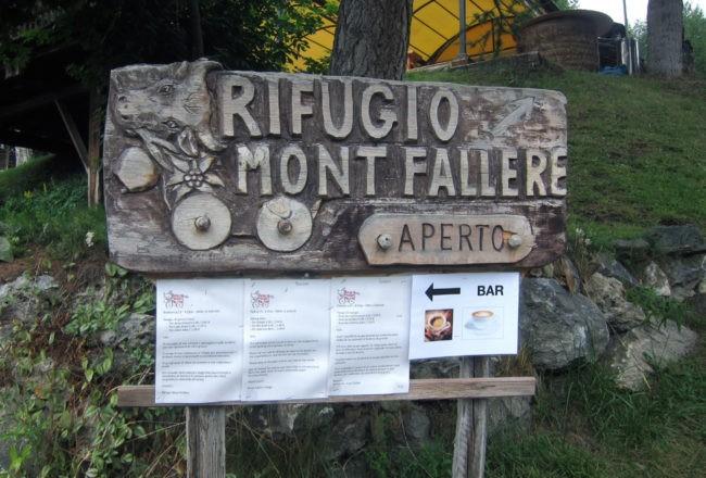 rifugio mont fallere