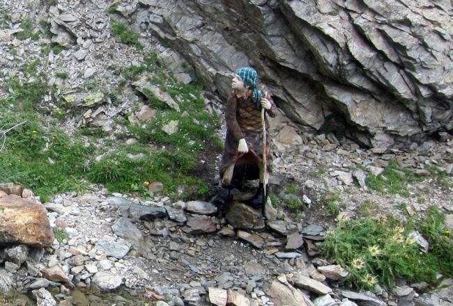 pastorella fa pipi al mont fallere
