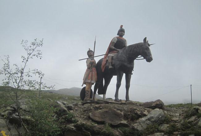sculture mont fallere