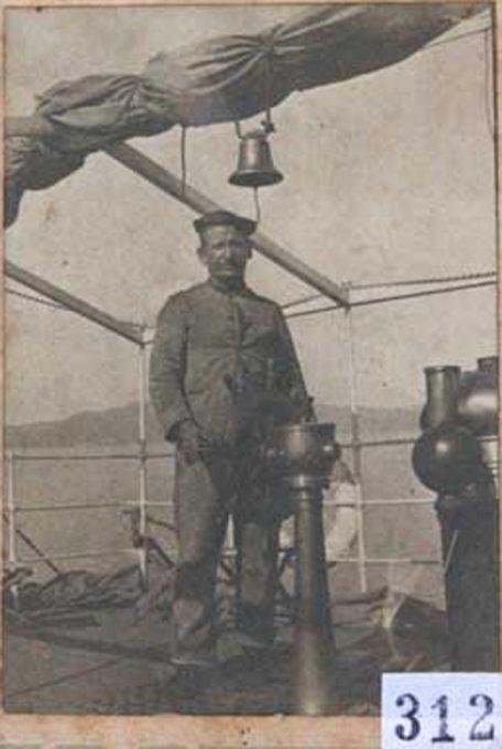 marinaio camogli