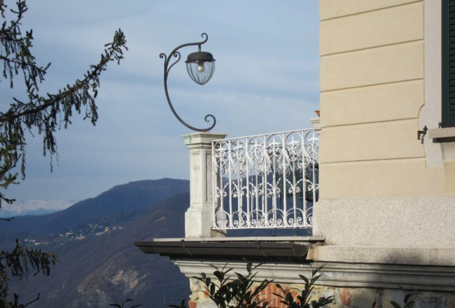villa di brunate