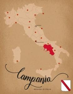 Italia Regioni Campania
