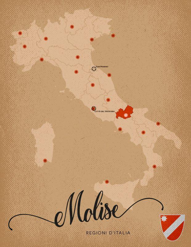 Italia Regioni Molise