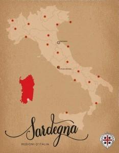 Italia Regioni Sardegna