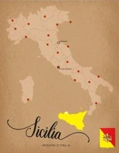 Italia Regioni Sicilia