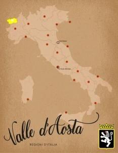 Italia Regioni Valle d'Aosta