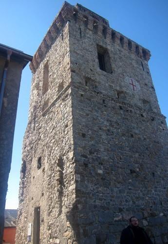 framura torre carolingia