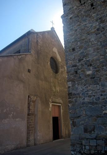 Framura, bellezza e bontà indimenticabili: pieve di San Martino