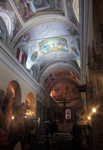 chiesa di San Martino Framura