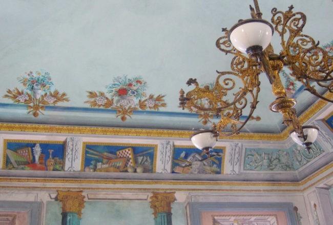soffitto-del-castello-di-donnafugata