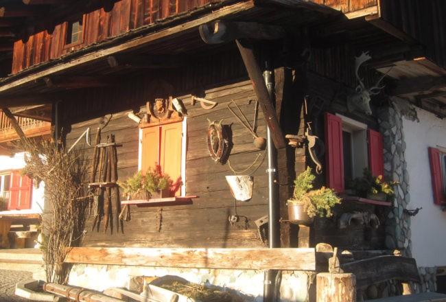 sappada vecchia casa
