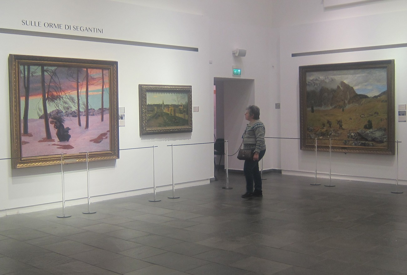 carlo fornara quadri in mostra