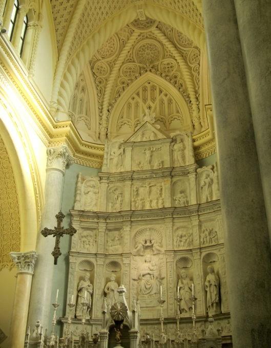 altare-maggiore-chiesa-madre-erice