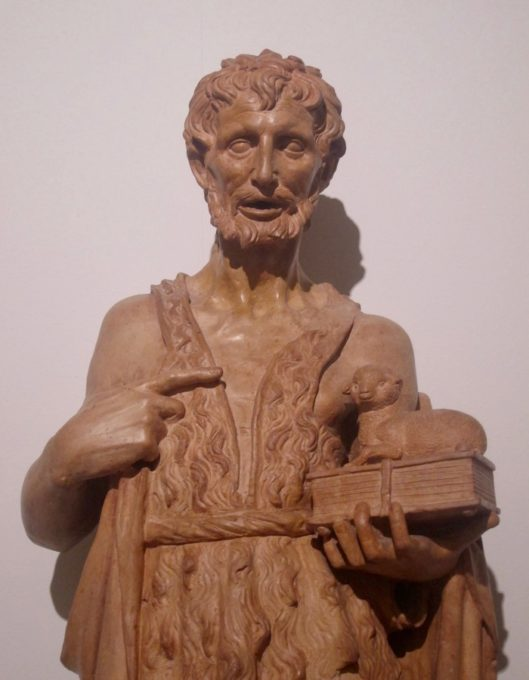 giovanni battista terracotta
