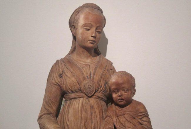 statua terracotta padova