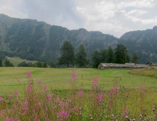 valle alpina val d'aosta