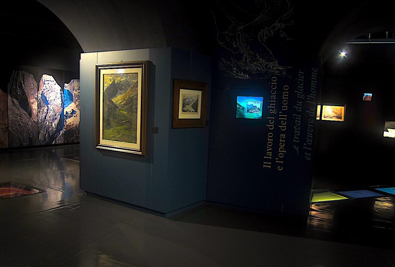 museo delle alpi al forte di bard