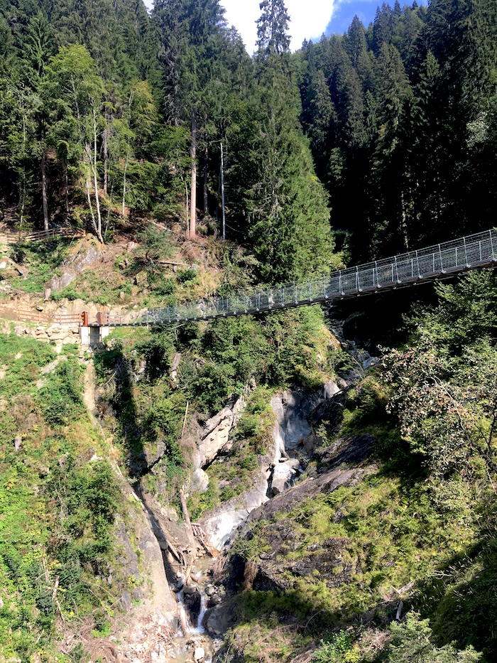 ponte sospeso ciclopedonale san martino