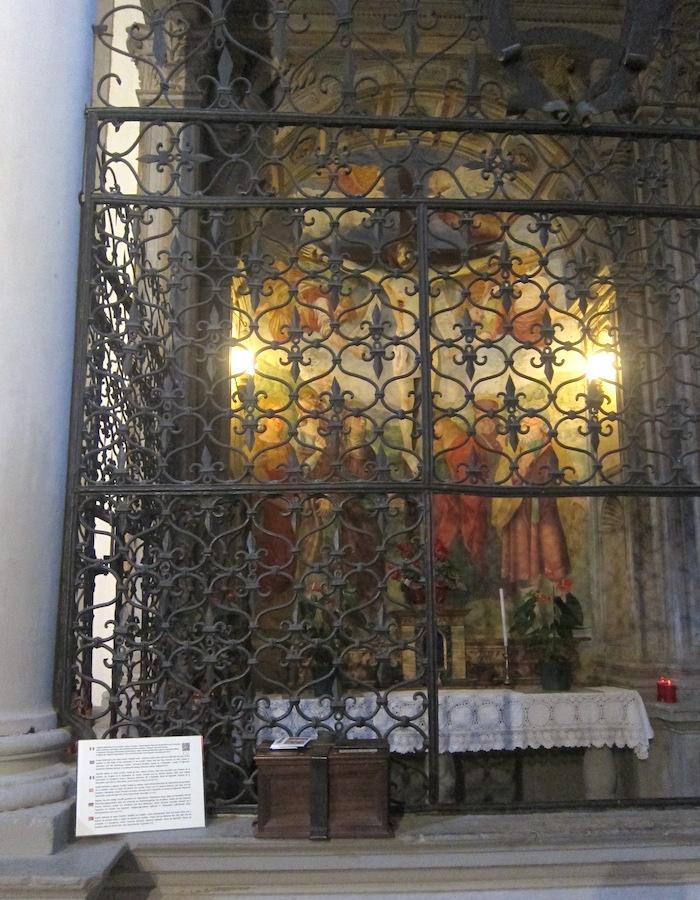 castel rigone santuario crocifisso