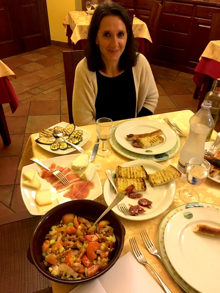 Simona Carricilli le sette querce