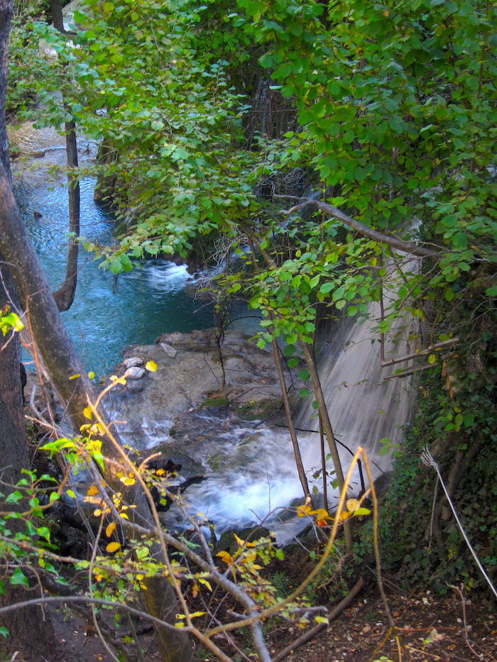 cascata volturno