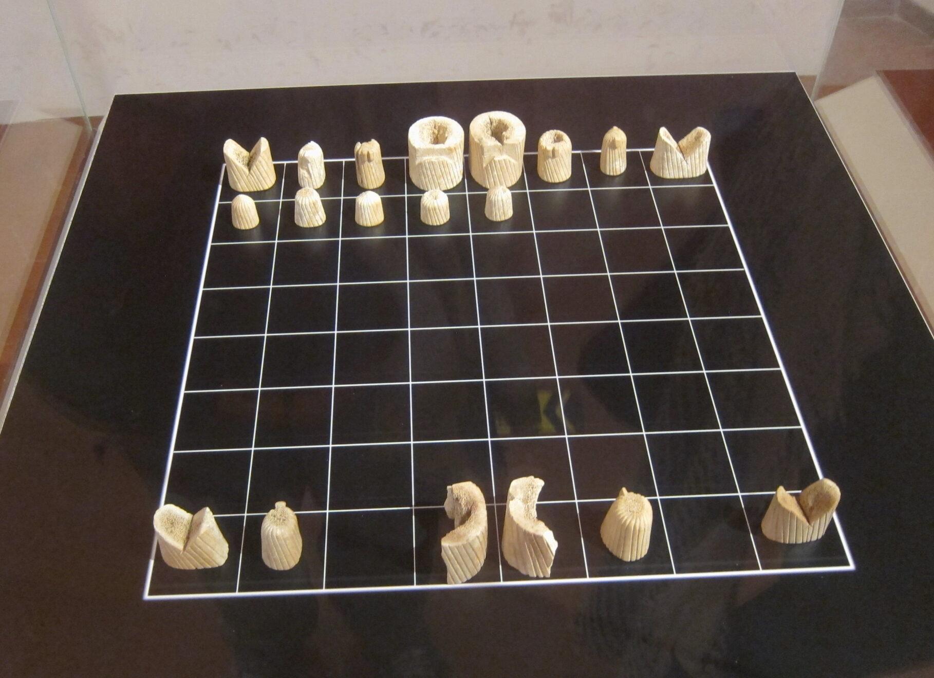 museo venafro scacchi