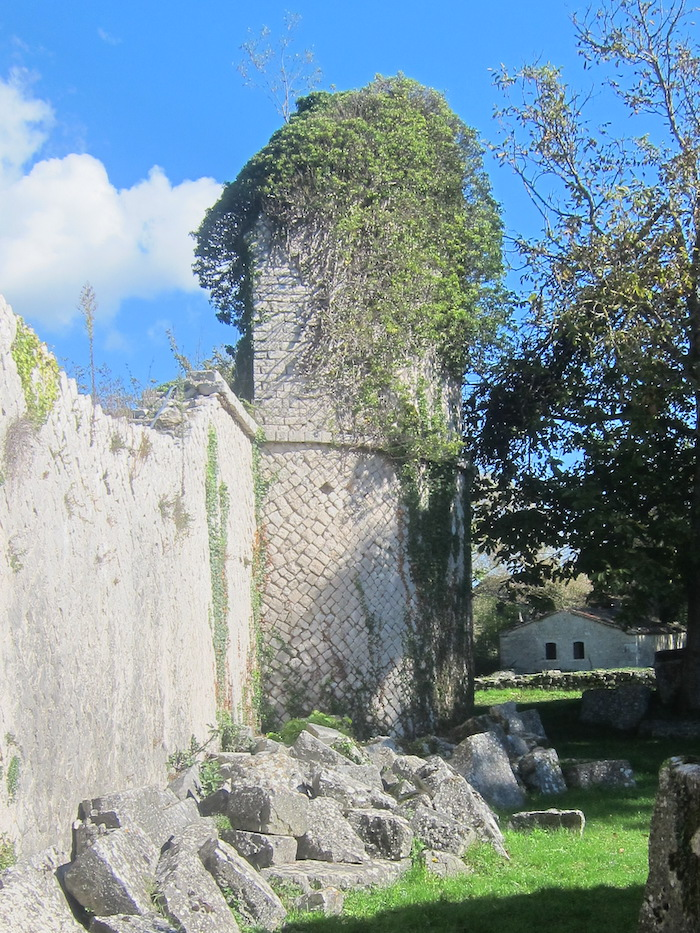 torre mura sepino