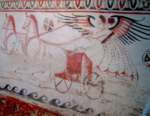 tombe dipinte paestum